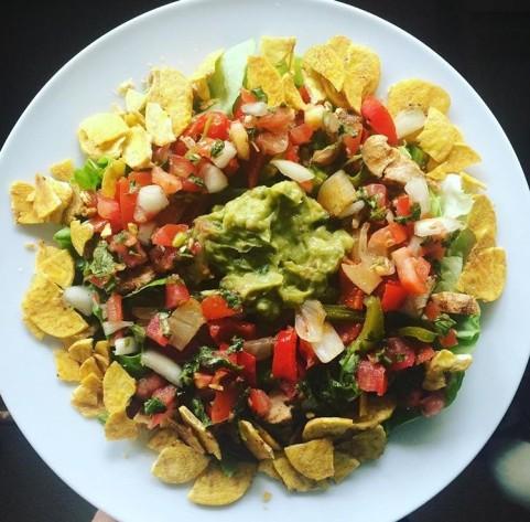 sheet-pan-fajita-salad